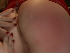 Hottest gaping, fetish sex scene with exotic pornstars John Strong, Cherry Torn and Aurora Snow from Everythingbutt