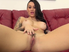 Incredible pornstar Alby Rydes in Best Fake Tits, Masturbation adult movie