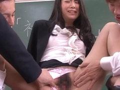 Uniform lesbin sex fuckd