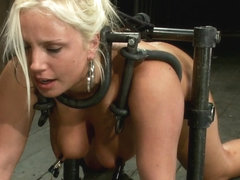 Kait Snow in Sweet Ass, Tough Caning - DeviceBondage