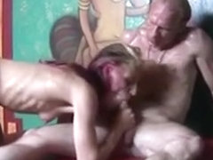 Alternative Dutch Prostitute Gets Pussynailed