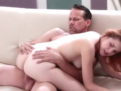 Amarna Miller Got Her Teen Pussy Railed So Hard