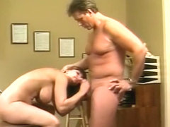 Hank Armstrong does hot MILF in Older Women's Sperm Bank 8(1997)