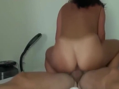 Stranger Fucks Cock-Hungry Cheating Wife & Pumps Cumload In Her Pussy