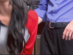 ShopLyfter - Shop Lifter Sophia Leone Fucked by Security