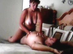 Hot ex with tan lines gets fucked and defaced