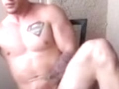 Crazy gay clip with Sex, Muscle scenes