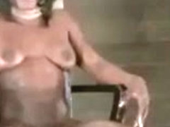 Black muscle slut ashley starr broken