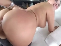 Spanish Goddess perfection, squirting her pussy juices. spreading asshole 2