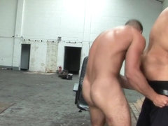 British batty boys sucking till climax