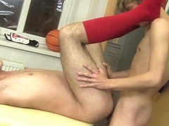 Chase Anderson and Oscar Hart - GayMassageTable