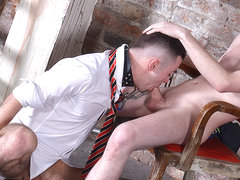 Giving The Obedient Boy What He Needs - Michael Wyatt  Sean Taylor - Boynapped