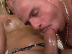 Nicole Bahls in Big Tit She-Male X #02, Scene #03 - ShemaleIdol