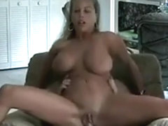 Handjob Amber Lynn Bach reverse Cowgirl with Creampie