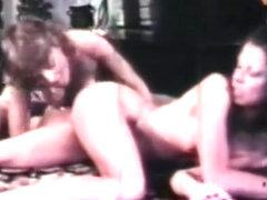 Very Desperate Mature Lesbian Action