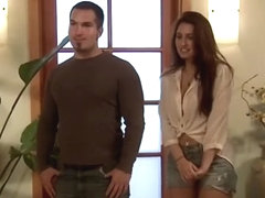 the horny daughter seduces father for multiple fucks consider, that you