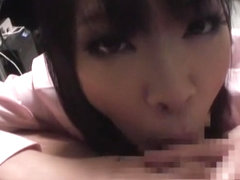 Incredible Japanese girl Aimi Sakamoto in Hottest Office, Blowjob JAV scene