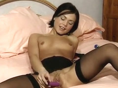 Andrea Spinks Undressing 6
