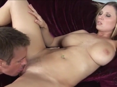 40 - Buxom Blonde Milf Likes It Hard