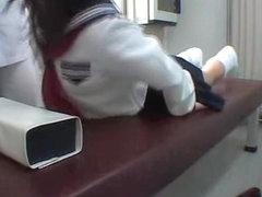 schoolgirl voyeur