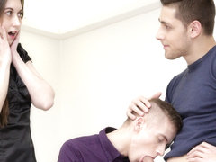 Ray Cutler & Lukas in My Boyfriend is Gay #11, Scene #02 - MaleReality
