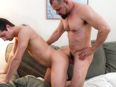 JD Phoenix & Max Sargent in Daddy's Love - IconMale