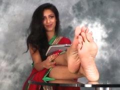 webcam foot fetish casting film hard milano
