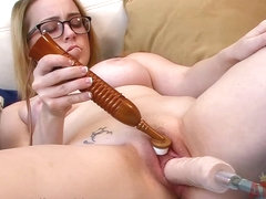 Alexia Gold : Sex Machine Movie