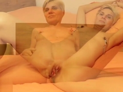 Anal plug pussy licking double penetration 3 orgasms