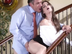 Cassidy Klein And Aj Applegate Getting Their Twats Stuffed