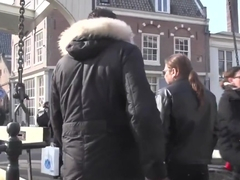Real Dutch Prostitute Fucking Tourist On Cam
