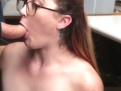 Innocent Gal Kat Is A Nubile Thief