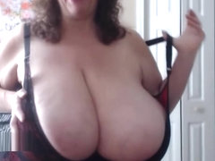 Enormous Huge Big Natural Tits 2