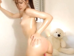 Princesscin oil show and shower