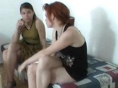 Zuzinka threesome videos and porn movies tube
