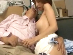Best Japanese slut Akari Asahina in Exotic Cunnilingus, Couple JAV scene