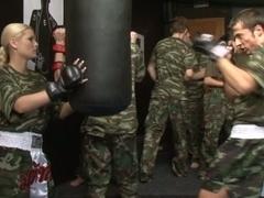 Wild hardcore japanese soldier porno