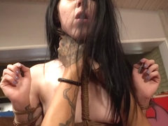 Bratty Stepdaughter Gets Punished - BrutalPOV