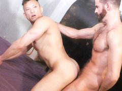 Brendan Patrick & Jessie Lee in I Feel A Hunger - IconMale