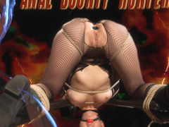 Mandy Muse  Tommy Pistol in Anal Bounty Hunter III - SexAndSubmission
