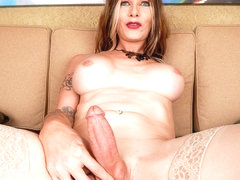 The Super Hot Peggy Bambalino - TGirl40
