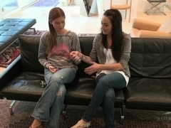 ATKGirlfriends video: Lara Brookes and Ashley Stonen have a double date