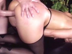 Candice Dare Waitress With Excellent Ass