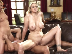 Abby Cross & Julia Ann in Vivid Video: The Magic Trick
