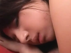 Exotic Japanese model Carla Anzai in Horny Fingering, Blowjob JAV clip