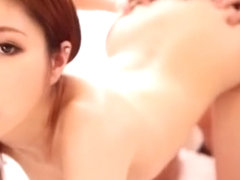 Amazing Japanese chick Arisa Aizawa in Horny JAV clip