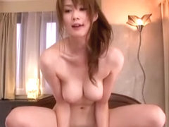 Amazing Japanese slut Erika Kirihara in Best Face Sitting, Cunnilingus JAV movie