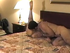 Tiny girlfriend takes huge cock in amateur canada porn