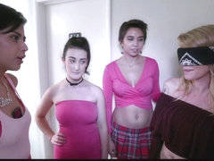 TLBC - Sorority Babes Sharing BBC