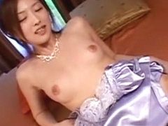 Crazy Japanese chick Ai Haneda in Exotic Facial, Fingering JAV clip